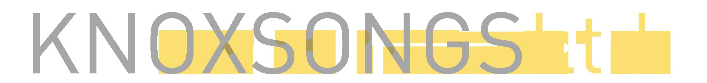 KNOXSONGS Ltd